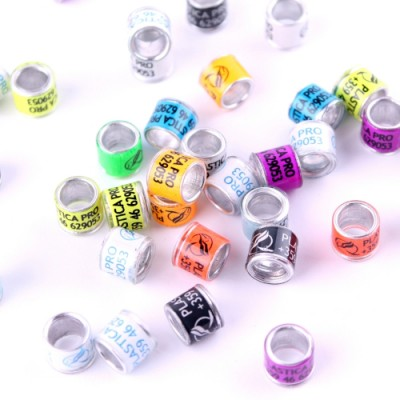 RING personalized METAL/PLASTIC, 7mm